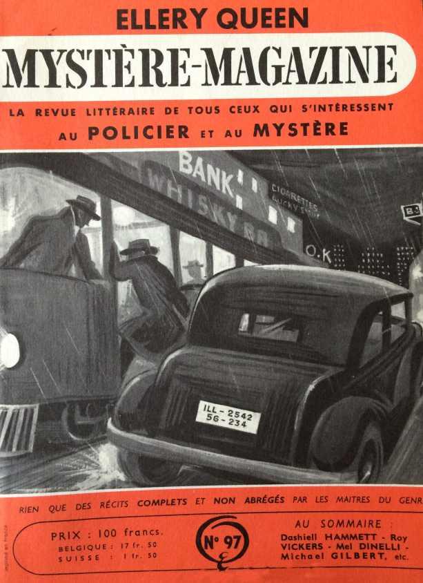 Mystère Magazine n°97