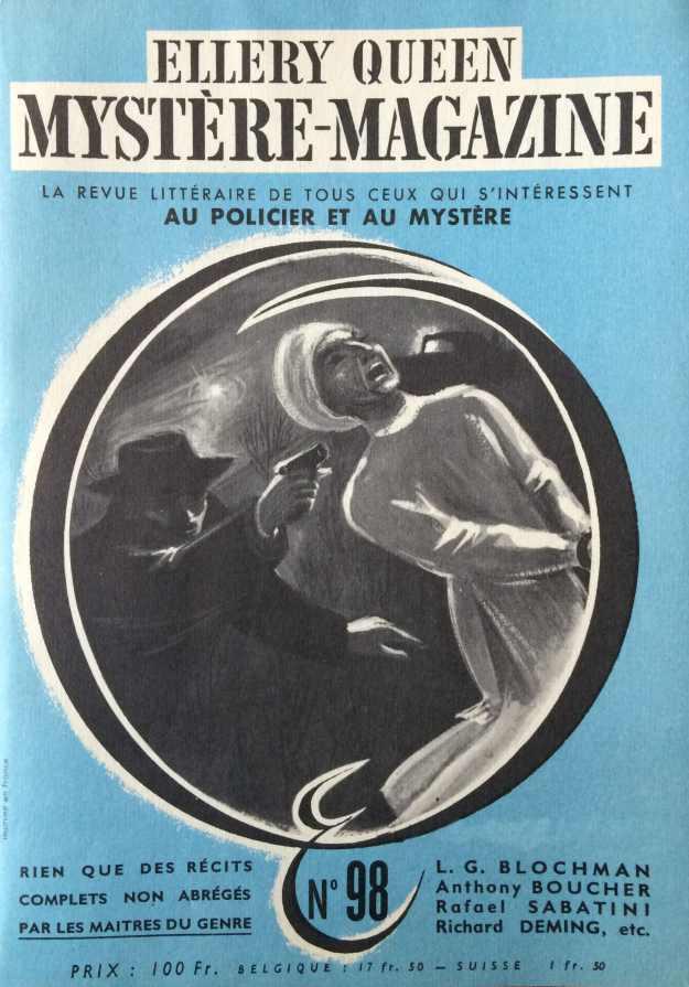 Mystère Magazine n°98.