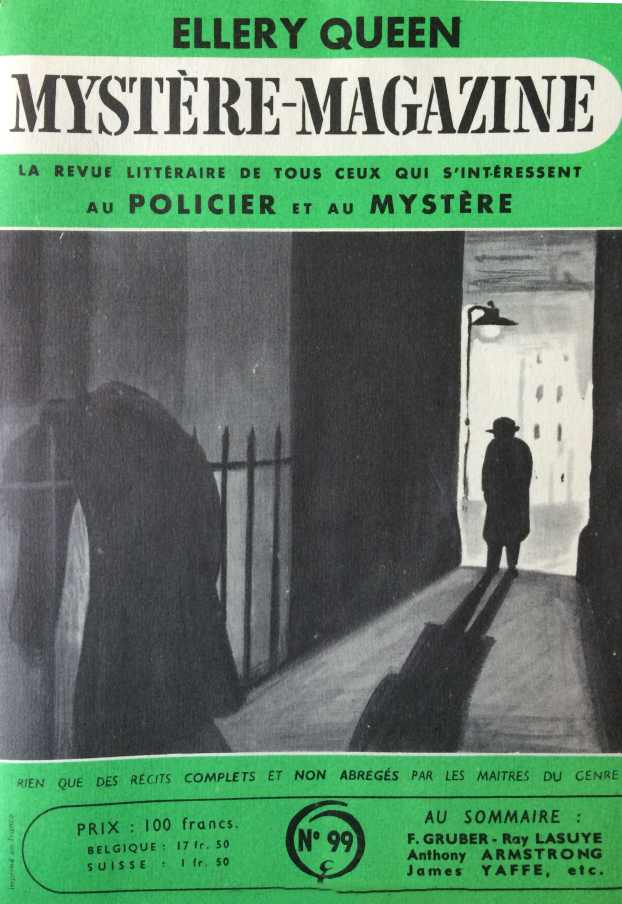 Mystère Magazine n°99