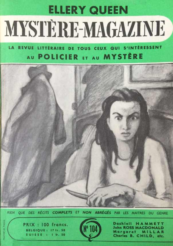 Mystère Magazine n°104