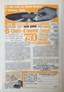 Mystere magazine n°108 back