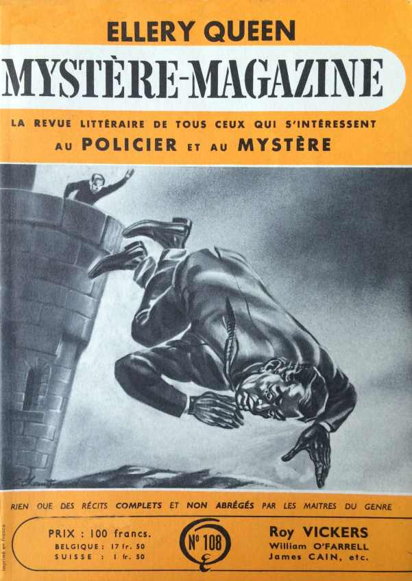 Mystere Magazine n°108