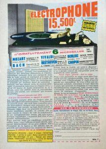 Mystere magazine n°114 back