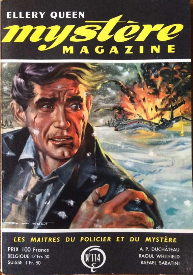 Mystere Magazine n°114