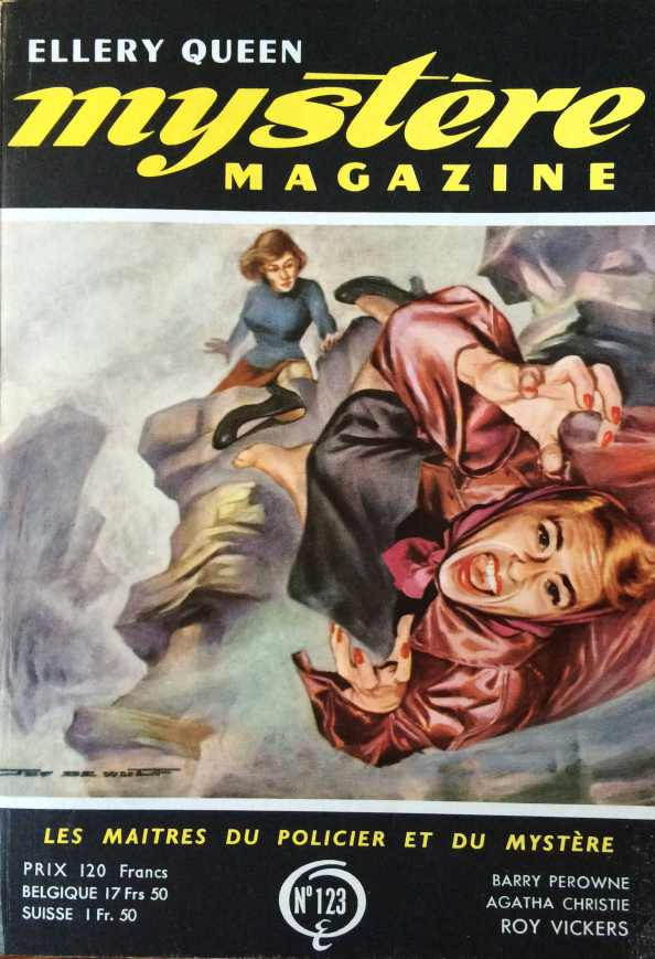 Mystere Magazine n°123