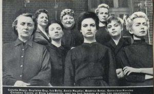 Ciné-Révélation n°174 texte Huit femmes en noir