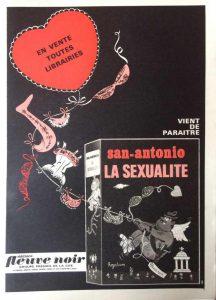 Détective n°1321 pub la sexualité