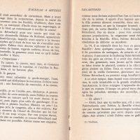 D'Achille à Astérix Pastiche San-Antonio 3