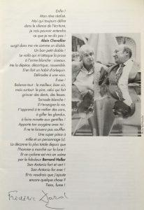Grand Théâtre d'Edgar San-Antonio texte Frédéric Dard