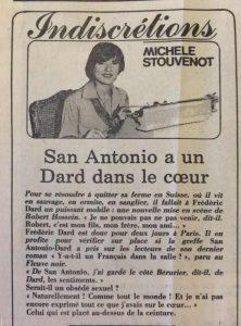 L'Aurore n°10949 29 novembre 1979 article dard