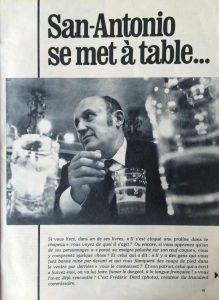 L'illustré n°10 47ème année 9 mars 1967 S.-A. se met à table 1