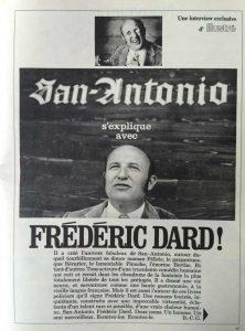L'illustré n°46 49ème année13 novembre 1969 interview 1