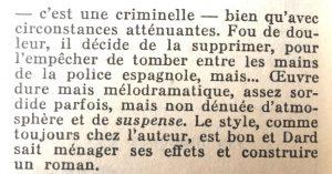 Mystèer magazine n°109 Le bourreau pleure suite