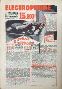 Mystère Magazine n°109 back