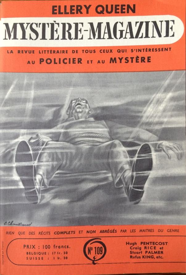 Mystère Magazine n°109