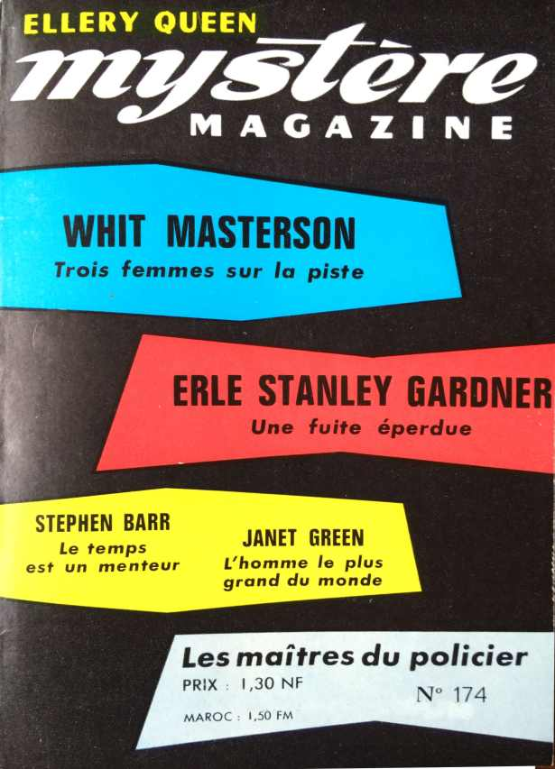 Mystère Magazine n°174