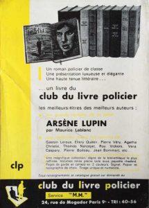 Mystère Magazine n°176 back