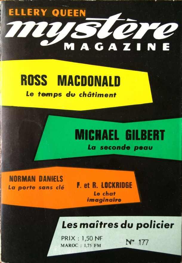 Mystère Magazine n°177