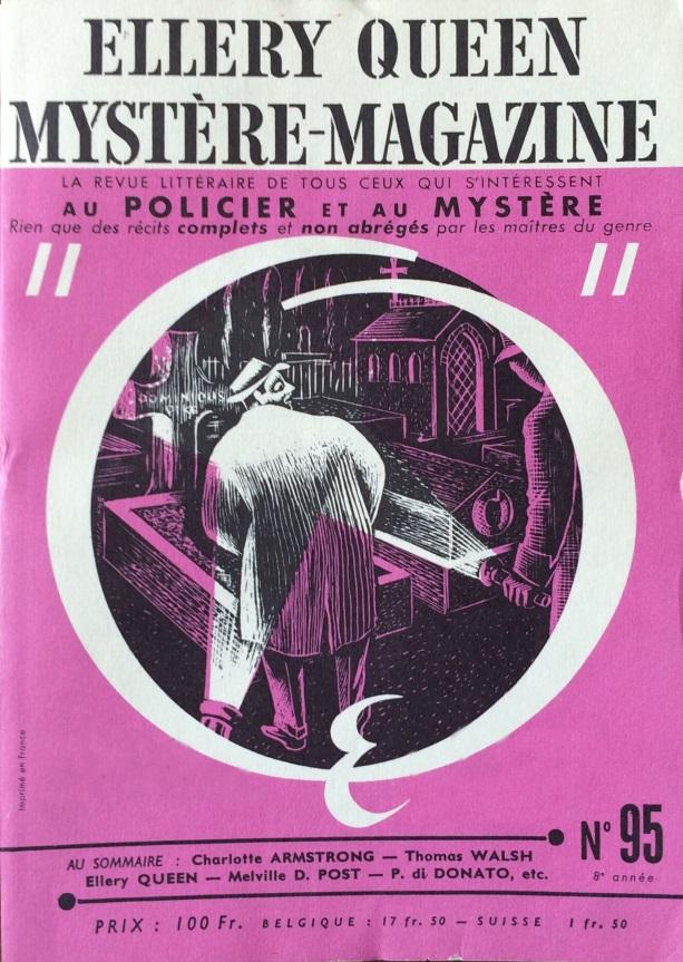 Mystère Magazine n°95