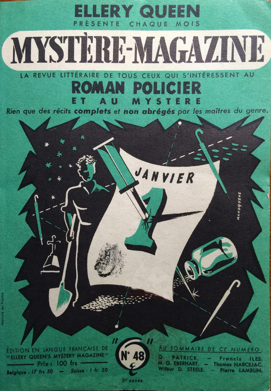 Mystère magazine n°48