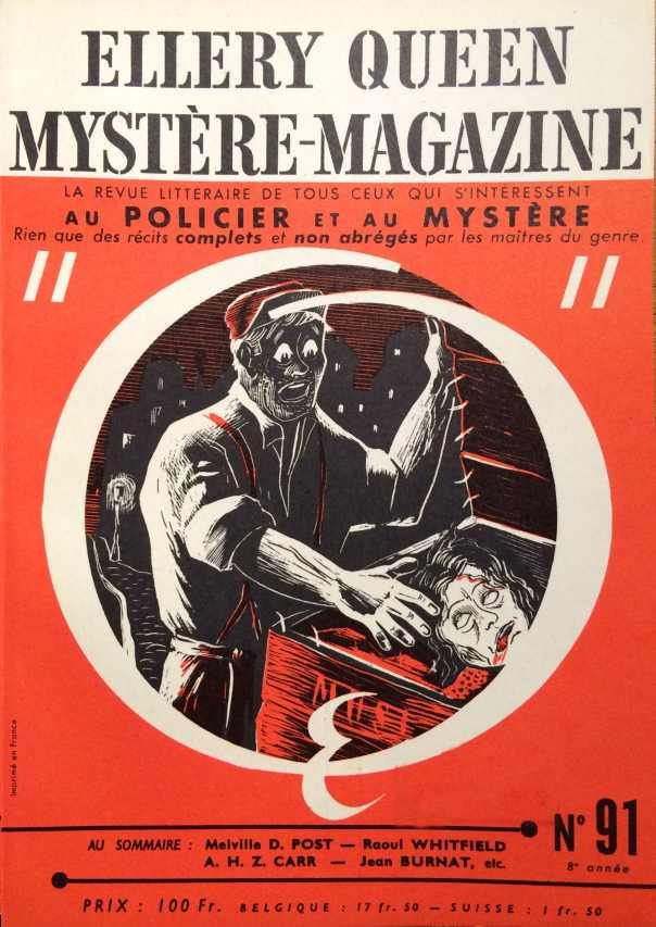 Mystère Magazine n°91