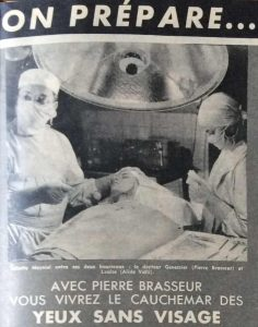 Télé-Ciné Révélation n°262 bas les yeux sans visage