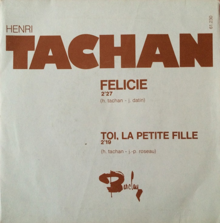 Henri Tachan Félicie