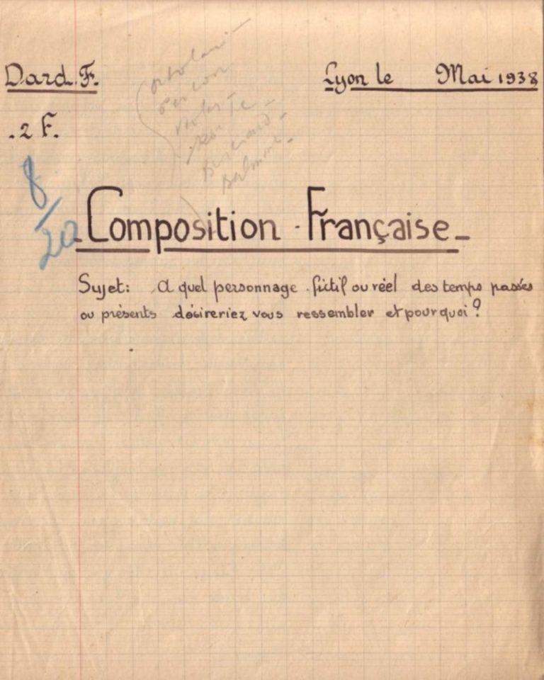 compo française mai 1938
