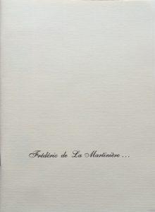 Catalogue Garcia n°1
