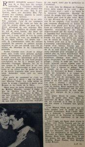 Festival n°352 texte article Hossein