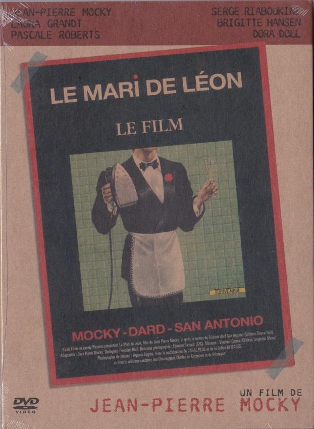 Le mari de Léon DVD