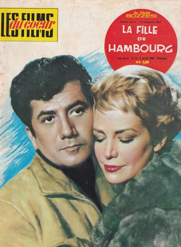 Les films du coeur n°81- 5 juillet 1962