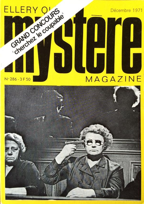Mystère Magazine n°286