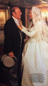 Paris Match n°2665 mariage Joséphine