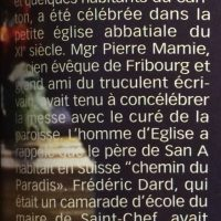 Paris Match n°2665 texte 2