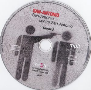 san-antonio-contre-san-antonio-livre-audio-cd