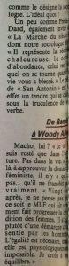 Télé 7 jours n°1507 fin du texte sur Frédéric Dard