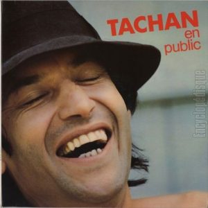 Tachan en public