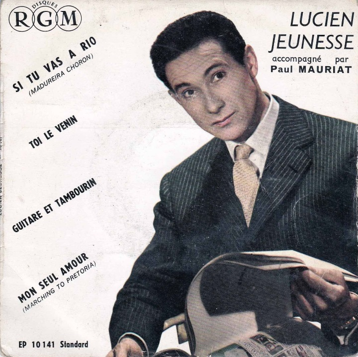 Toi le venin Lucien Jeunesse