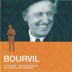 CD L'essentiel de Bourvil