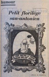 Le Monde 26 aout 1977 petit florilège san-antonien dessin Plantu