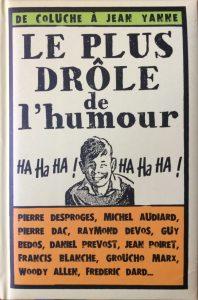 Le plus drôle de l'humour France Loisirs