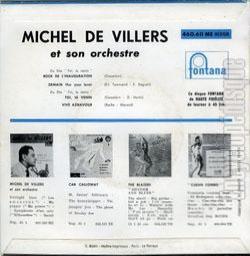Michel de Villers Toi le venin back