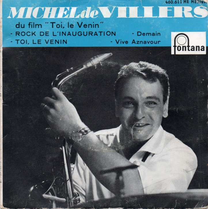 Michel de Villers Toi le venin