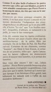 Paroles et musique n°37 San-Antonio