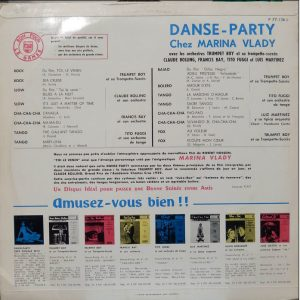 danse party back