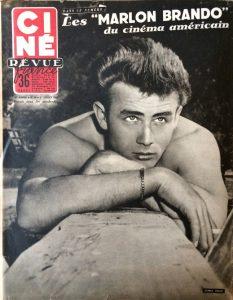 Ciné Revue 1er juillet 1955 back