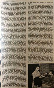 Ciné Revue 1er juillet 1955 texte 1