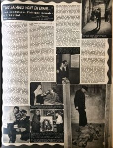 Ciné Revue 1er juillet 1955 texte entier
