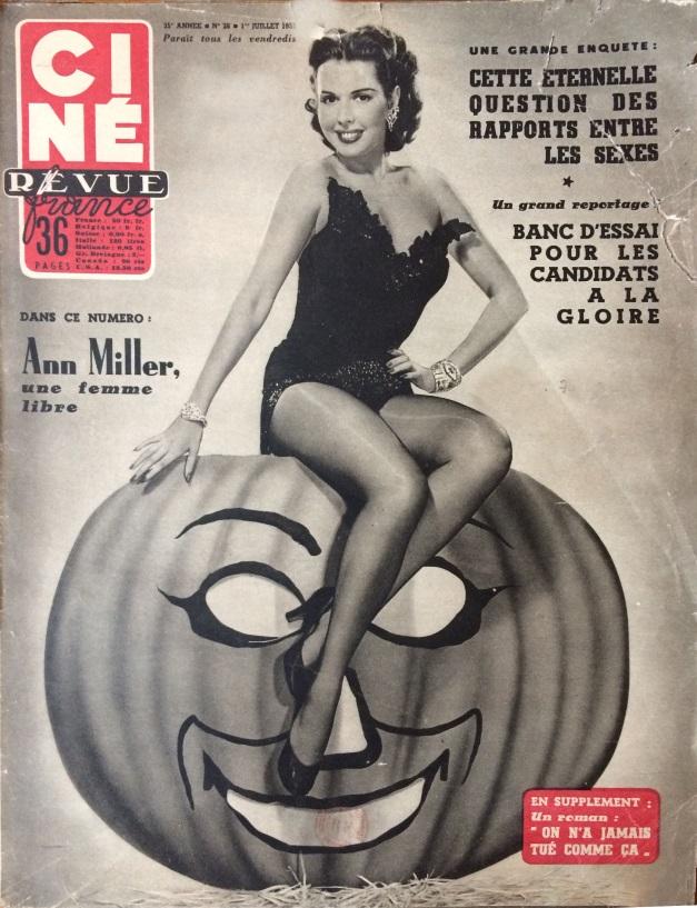 Ciné Revue 1er juillet 1955